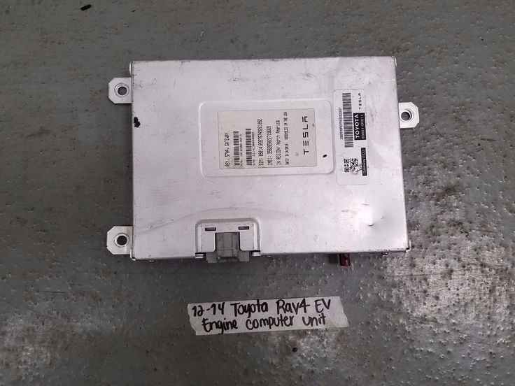Cool Great 2012-2014 TOYOTA RAV4 RAV 4 EV ELECTRIC VEHICLE ENGINE CONTROL UNIT GATEWAY ECU 2018 Check more at http://24auto.tk/toyota/great-2012-2014-toyota-rav4-rav-4-ev-electric-vehicle-engine-control-unit-gateway-ecu-2018/