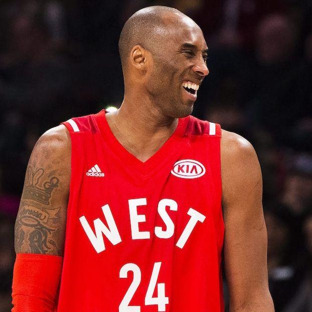 Kobe #Bryant, durante l'All-Star Game #NBA