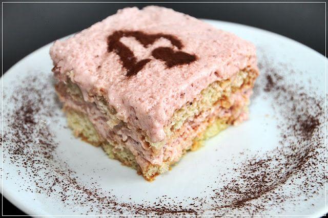 Karens-Backwahn: Erdbeer-Tiramisu...