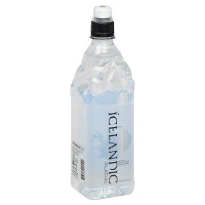 Icelandic Glacial, Natural Spring Water; Sport Caps, Pack of 12, Size - 25.3 FZ, Quantity - 1 Case ** Continue with the details at the image link.