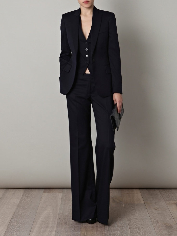 130 best wide leg pant suits images on pinterest work outfits workwear and work wear - Stella mccartney head office ...