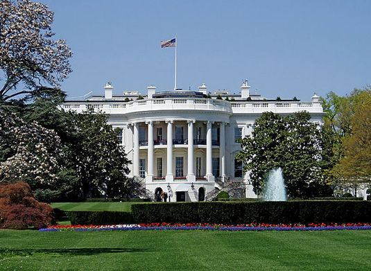 The White House, designed by Irish architect James Hoban, took eight years to construct. Image © Matt Wade; 27 world famous buildings to inspire you   Creative Bloq
