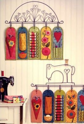For the Sewing Room - but maybe with a little more modern flair?