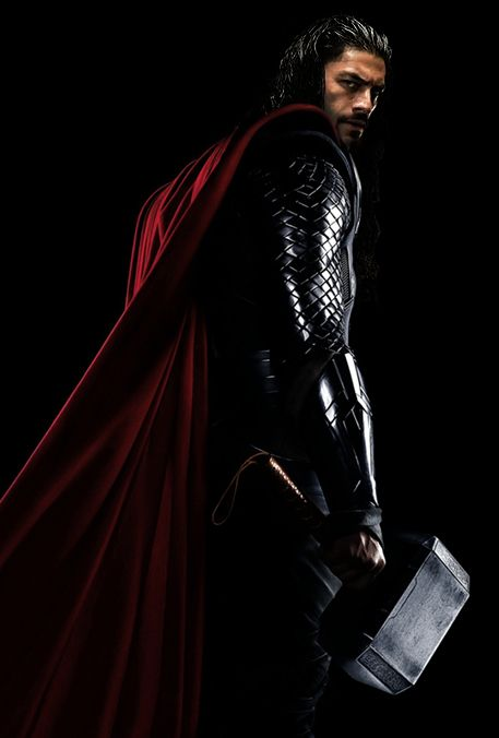 The Samoan Thor