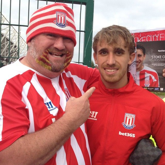 hairy-potter-with-Stoke-professional-players