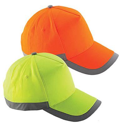 CACHUCHA EMERGENCY REF:CH-20   Gorra de Seguridad en Microfibra. Con Cinta Reflectiva. 5 Cascos. Cierre en Velcro. Tipo de Producto: IMPORTADO. Área de Marca: Se Define por Puntadas. Técnica de Marca: Sreen / Bordado. Colores Disponibles: Naranja y Verde.
