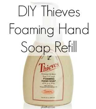 I posted a while back about buying the Thieves Essential Rewards kit from Young Living, and how much I LOVE all the products. Well, our Thieves Foaming Hand Soaps both ran out this week, and it will be at least 2 weeks until my next Essential Rewards order ships. So what's a mom with 3Read more