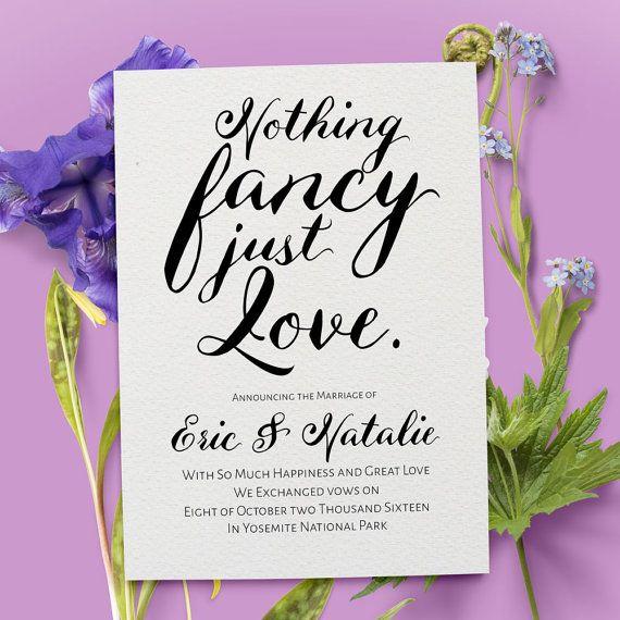 Wedding Elopement Ideas: 17 Best Images About Elopement Ideas On Pinterest