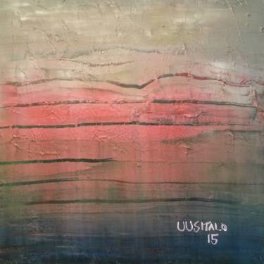 """Saatchi Art Artist Jukka Uusitalo; Painting, """"Mountains 2015"""" #art"""