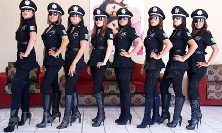 'I trained to be a police officer, not a showgirl' – two officers in Querétaro complain to the state's human rights commission