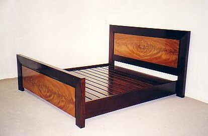 Parsons Double Bed