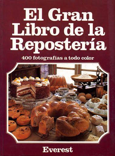 LIBRO DE REPOSTERIA - **VIVIANA/COCINA**