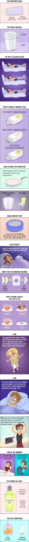 16 amusing domestic habits everyone will recognize (By Astkhik Rakimova) - 9GAG