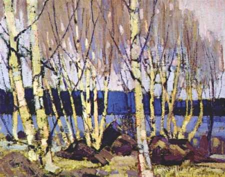 Tom Thomson, Evening Canoe L