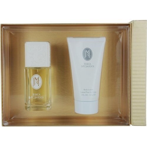 JESSICA MC CLINTOCK by Jessica McClintock Perfume Gift Set for Women (EAU DE PARFUM SPRAY 3.4 OZ & B by Jessica McClintock. $51.18. Size: 5 OZ. Concentration: Eau De Parfum. Year Introduced: 1987. 100 % Genuine Fragrance.. Recommended Use: daytime. 100% Authentic JESSICA MC CLINTOCK by Jessica McClintock Perfume Gift Set for Women (EAU DE PARFUM SPRAY 3.4 OZ & BODY LOTION 5 OZ). Manufactured by the design house of Jessica McClintock. JESSICA MC CLINTOCK for WOM...
