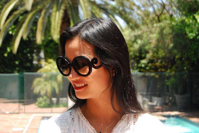 EAT Everyday: Prada Minimal Baroque Sunglasses: So Obsessed