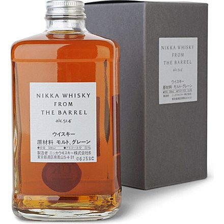 Nikka Blend from the Barrel