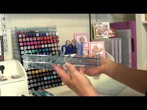 The Ultimate Pen Storage System by Crafter's Companion can be bought at http://www.markerpop.com/catalog/catalog/product/view/id/7703/s/crafter-s-companion-the-ultimate-pens-and-markers-storage-perfect-for-copic-shinhan/category/91/