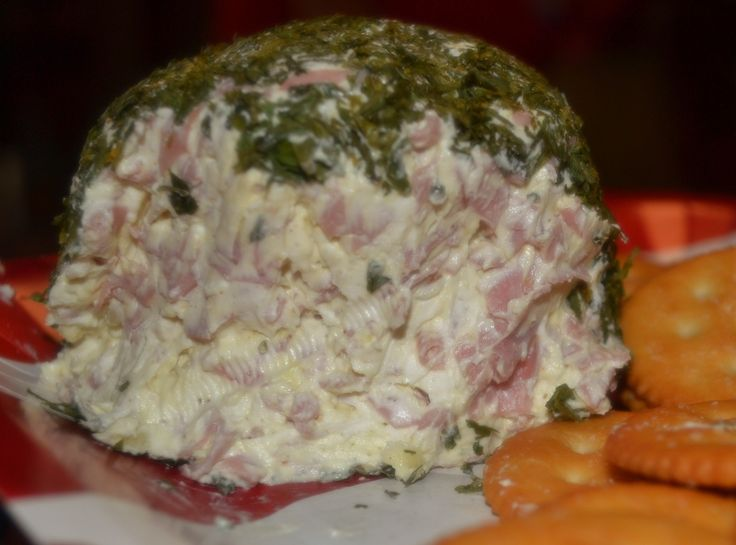 Best ever cheese ball recipe cheese ball hams and cheese