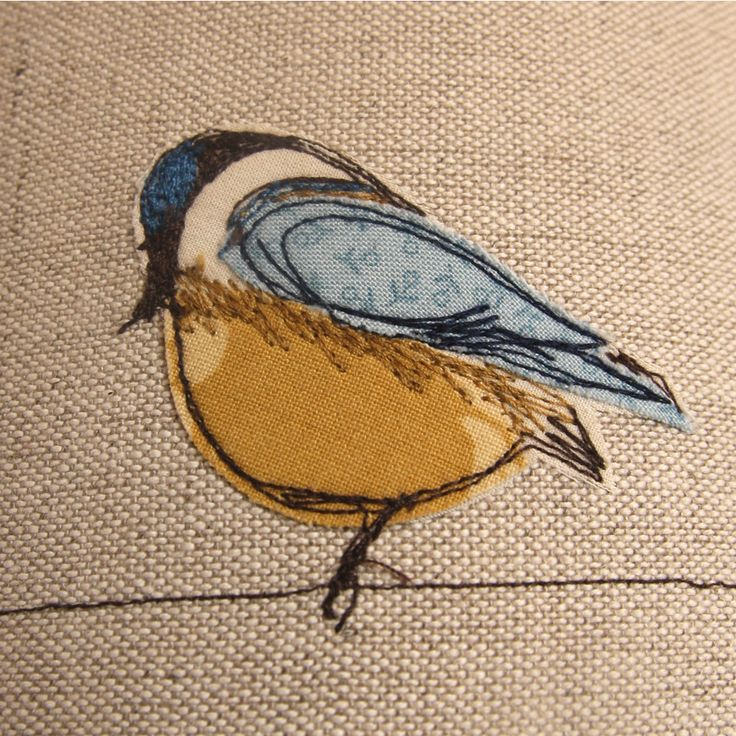Image of BlueTit  by Dear Emma Designs - LIMITED EDITION