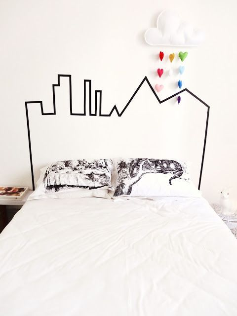 mommo design: HEADBOARD IDEAS