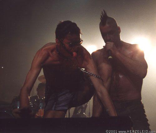 Till Lindemann & Flake Lorenz - Buck Dich (Rammstein) #TillLindemann #FlakeLorenz #Rammstein #BuckDich