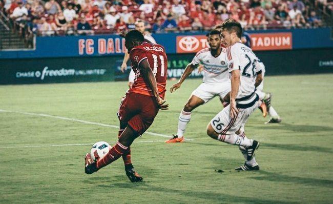 Kolumbijczyk przedryblował trzech obrońców i efektownie podał piłkę • Fabian Castillo i jego asysta raboną w Major League Soccer >> #mls #football #soccer #sports #pilkanozna #goals #rabona