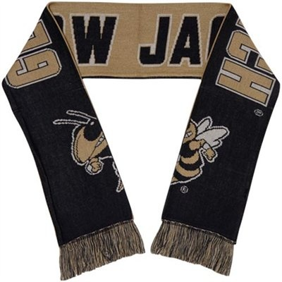 $25 Georgia Tech Yellow Jacket Scarf: Jackets Scarfs, Fans Packs, Fans Shops, Adidas Georgia, Technical Speaking, Black Gold Stadiums, Georgιa Тecн, Georgia Tech, Jackets Black Gold