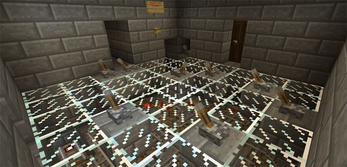 This map includes a variety of different puzzles for you to solve. Each level of the game comes with an issue without instruction. This is the reason why it is quite challengeable for you to pass the game. Common problems you often have to deal with are related to Redstone or involving... http://mcpebox.com/brain-games-puzzle-map-minecraft-pe/