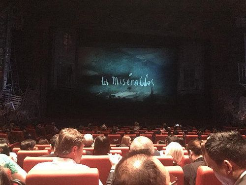 Les Miserables in The Theatre in Solaire, Philippines