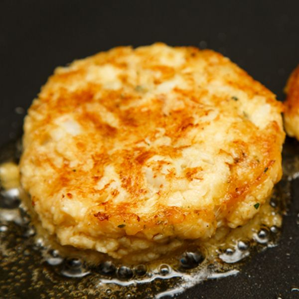 Fry up or broil this delicious crab cake recipe.