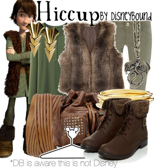 Hiccup outfit, so cute.
