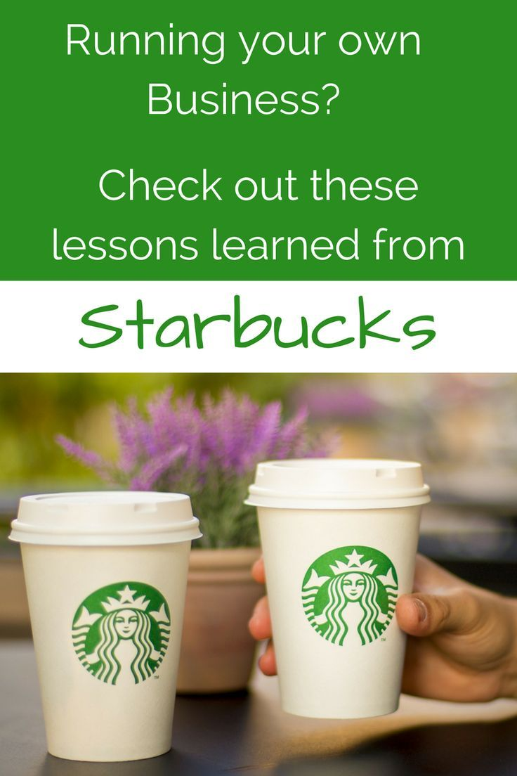 Starbucks has been on the forefront of the business world for decades. And as a business owner, you can get more out of it than a great cup of coffee! Learn how they excel at innovation, branding, and customer service. #starbucks #blogging #businesstips #marketingtips #marketing