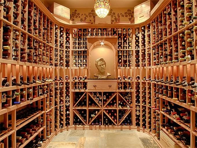 Wine Cellar | Maryville, Tennessee | Alliance Sothebyu0027s International Realty