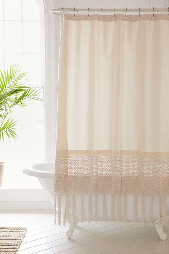 17 mejores ideas sobre cortinas de ducha en pinterest - Cortinas para cuartos de bano ...