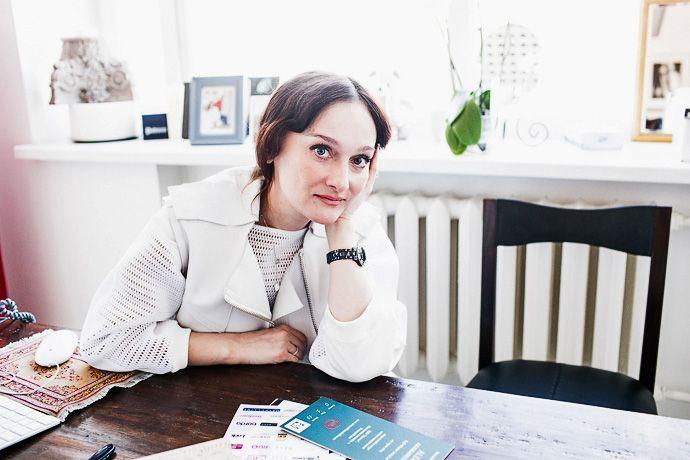 За кулисами: редакция журнала Elle Russia (фото 9)