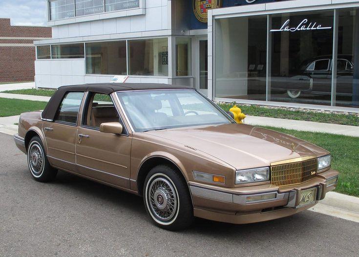 Mejores 14 imágenes de Cadillac Seville 1986-91 en Pinterest ...