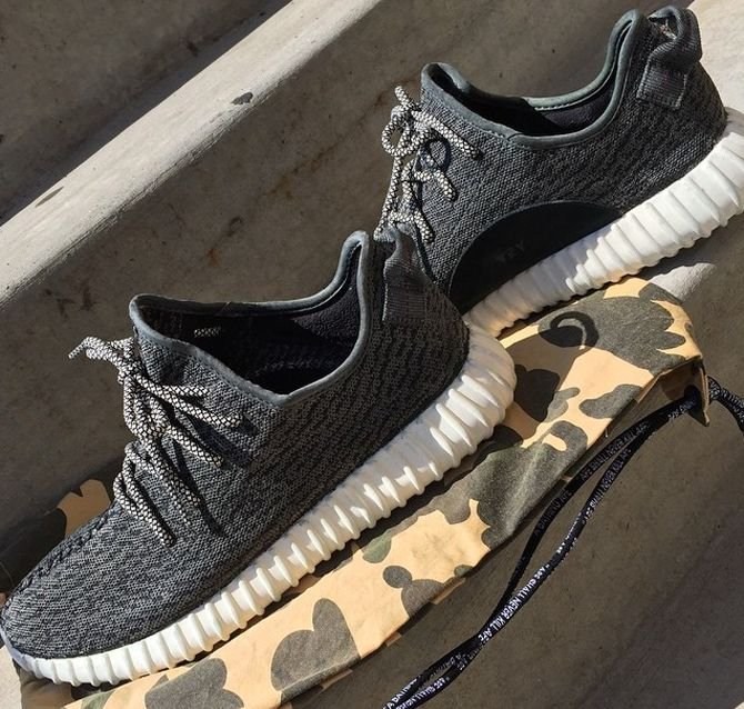 adidas yeezy boost 350 silver