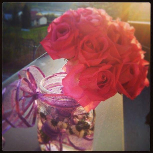 Bouquet homemade