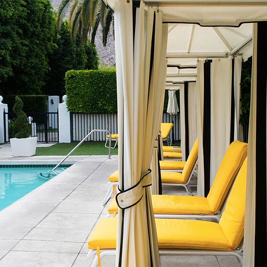 The Avalon Hotel Is Just One More Reason to Hit Palm Springs This Summer #FWx