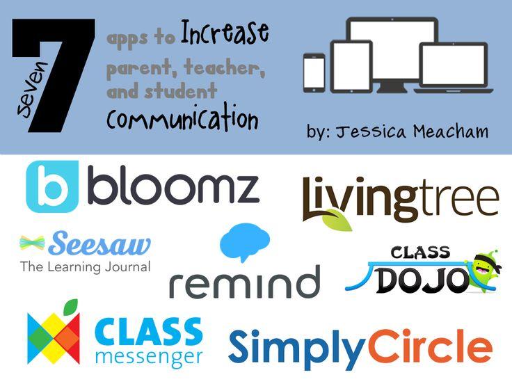 16 best Teachers  Parents images on Pinterest Parent contact