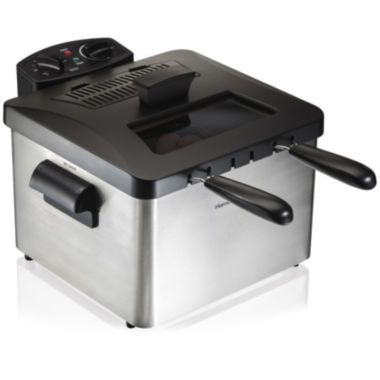 Hamilton Beach® Professional-Style Deep Fryer with 2 Baskets  found at @JCPenney