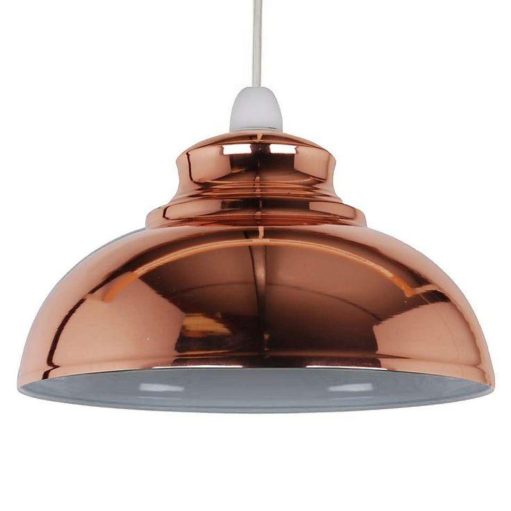 Kitchen Ceiling Lights Dunelm: Appleton Copper Galley Pendant