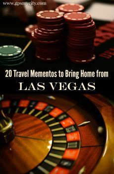 You might be surprised to find out that Las Vegas has some unique goods despite casino chips. Here is a list of those Vegas-produced items to remember your trip by.