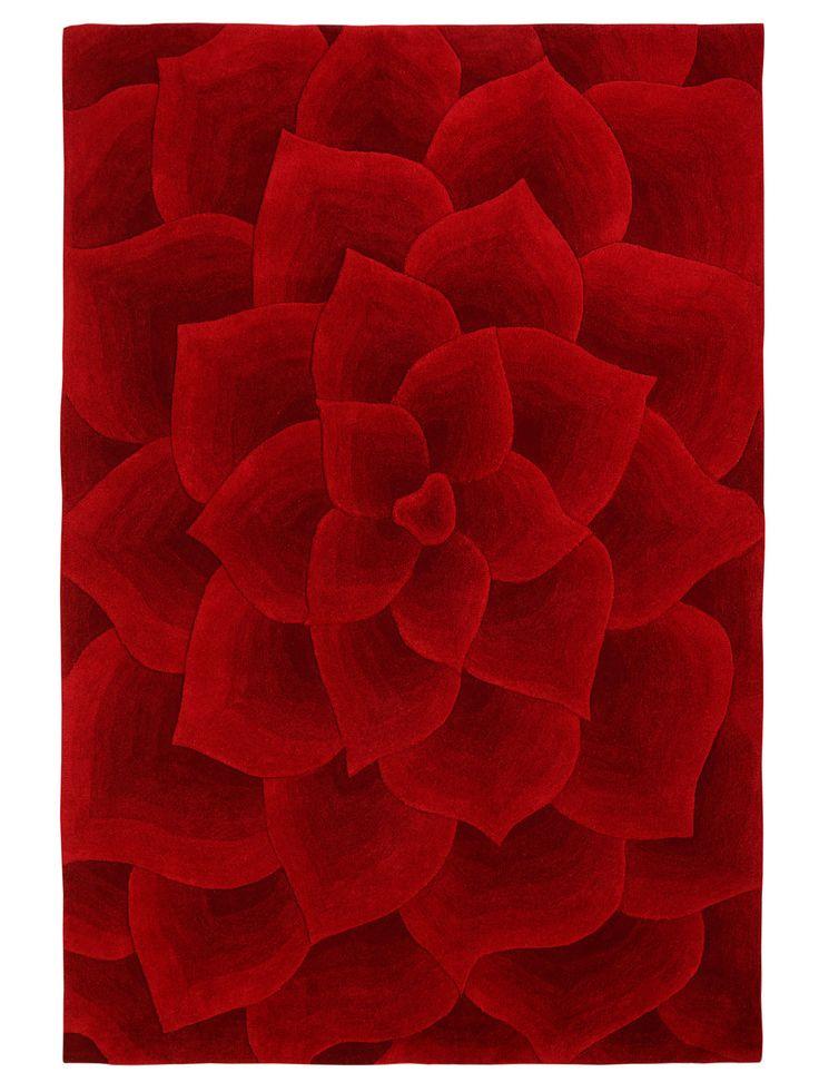 NuLOOM Scarlet Hand Tufted Rug. Home Decor, Print, Design, Decor,.  Contemporary ...