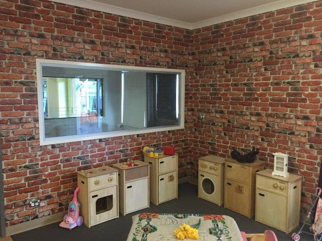 17 best images about brick wallpaper on pinterest for Kitchen design jobs brisbane