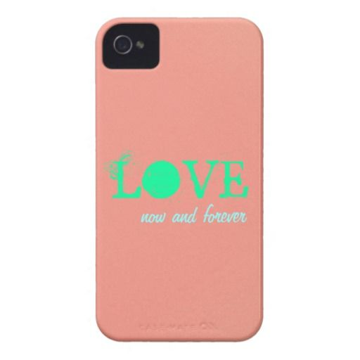 Love now and forever Case-Mate iPhone 4 Case-Mate iPhone 4 Cases