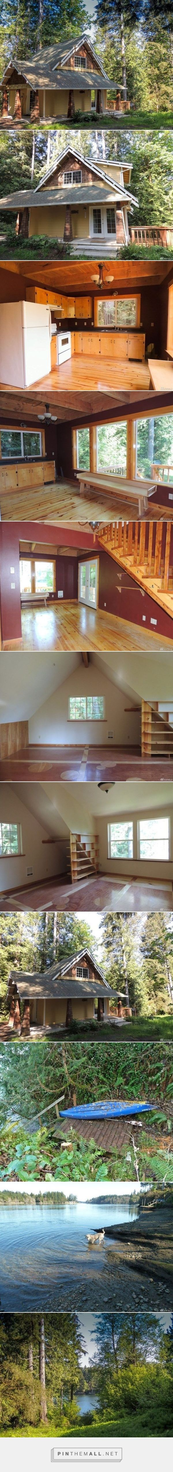 a grouped images picture - Pin Them All.  351 SE Channel Point Rd, Shelton, WA 98584 1 bed 1 bath 655 sqft For Sale $240,000 Zestimate®: $244,520 Est. Mortgage $916/mo This special retreat has a covered front porch, 65 ft of waterfront on the Hammersley Inlet, and has one bedroom and one bath. Watch the eagles, whales and boats from your private deck or drop your kayak in the Sound for a day of exploring.