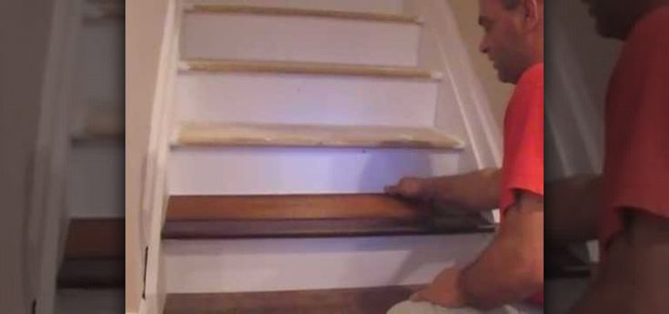 1000 Ideas About Laminate Stairs On Pinterest Skirting