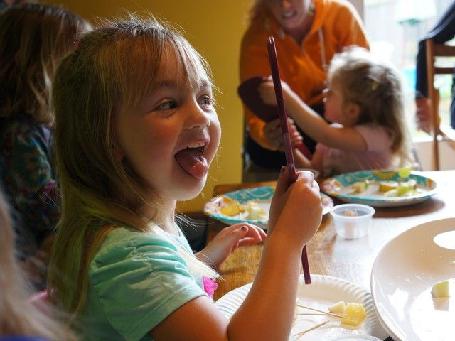 The Five Senses: Kids Discover the Taste Sense www.studiosproutsantacruz.com/blog
